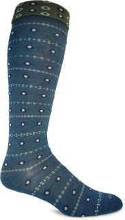 Goodhew Womens Lifestyle Designs Eliza LC19W Teal Socks Size US M/L