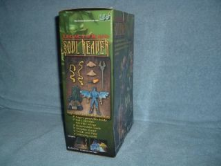 Legacy of Kain Soul Reaver 9 Eidos 2001 Blue Box Toys VHTF
