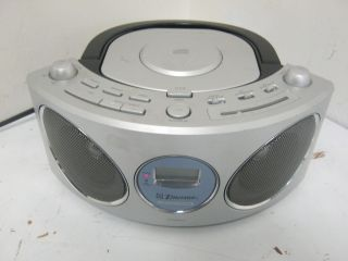 Emerson Portable CD Compact Disc Player AM FM Stereo Radio w Extra