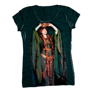 Womens Top  Ladies T Shirt  Sargent  Ellen Terry as Lady