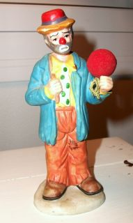EMMETT KELLY JR. EXCLUSIVELY FROM FLAMBRO HOBO CLOWN Signed