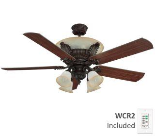 Harbor Breeze 52 BAJA Aged Bronze Ceiling Fan Model # PLM52ABZ5