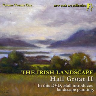 Landscape Painting Ireland Video   Learn How to Oil Paint Lesson DVD