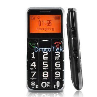 Quad band Senior Citizen elders Easy Mobile Phone with large keypad