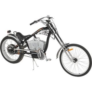 Motorcycle  Style Electric Bike  A Real Easy Rider #28001002