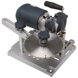 Circular Miter Saw Blade Sharpener 120V Compound Table