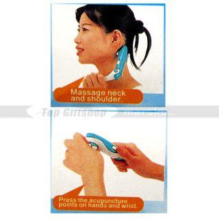 Electric Massager Neck Full Body Multi Body Massage Stick Muscle Pain