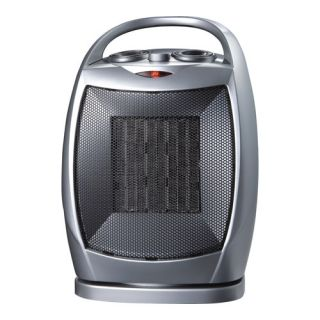 1500W Electric Portable PTC Ceramic Space Heater Dual Heating