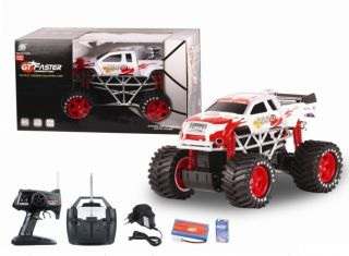 Control RC 4x4 Off Road 1 10 GT Cross Land Monster Electric Truck