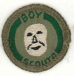 1930s UK British Boy Scout Entertainer Proficien Badge