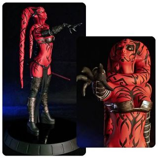 Gentle Giant Star Wars Legacy Darth Talon Statue Sculpture
