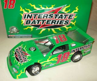Interstate Batteries 18 Late Model Dirt Car Eldora Prelude 1 24