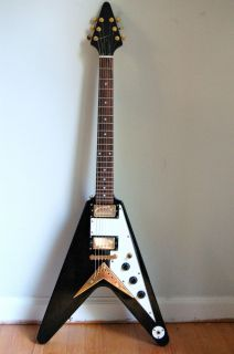 Epiphone Limited Edition 1958 Korina Flying V Electric Guitar