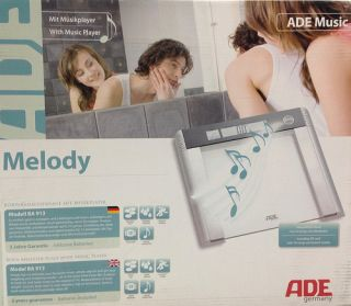 Melody Body Scale Analyzer Music Player Ade