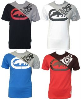 New Mens Ecko Unltd Printed Tee T Shirt Size s M L XL