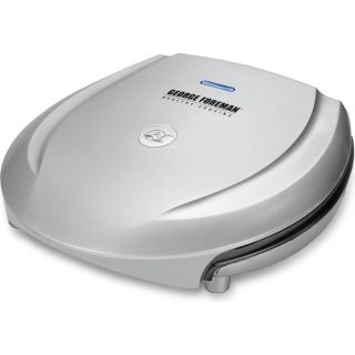 George Foreman 103 Indoor Electric Grill GR0030P Fixed Plate