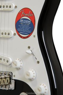 Fender Eric Clapton Stratocaster Black Eric Clapton Strat Black