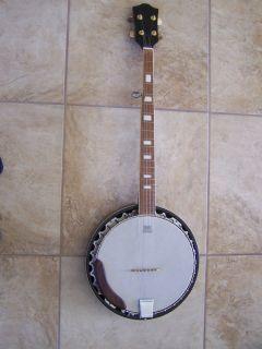 String Banjo Remo Weather King