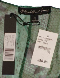 Brand new with tags attached womens Elizabeth and James Sasha snake