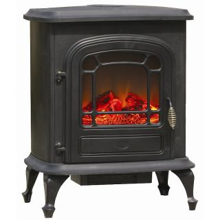 Well Traveled Living Stowe Electric Fireplace Stove