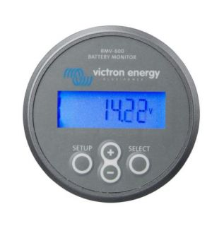 Victron Energy BMV600 battery monitor / amp hour meter