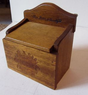 ENESCO WOOD Recipe 3 X 5 Wooden Box Live Better Naturally Country
