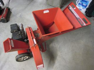 MTD Wood Chipper Shredder 5 HP