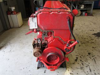 1999 Cummins ISX Pre EGR Diesel Engine 500 12036 400HP 500 12036 ESN