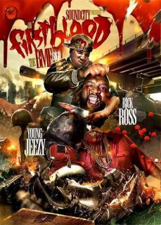 Young Jeezy Rick Ross Videos DVD CD THE BMF SAGA Videos CD DVD