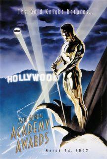 shipping policies academy awards 74th ann 2002 oscars movie poster