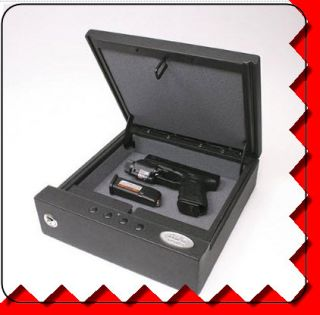 Electronic Lock Box Keypad Pistol Gun Drawer Vault Safe