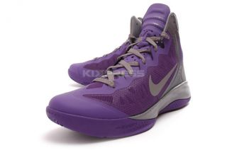Nike Zoom Hyperenforcer PE [487655 500] Basketball Club Purple/Silver