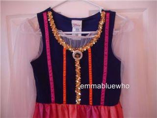 Disney Store Hunchback Esmeralda Halloween Costume 10 12 Sweet