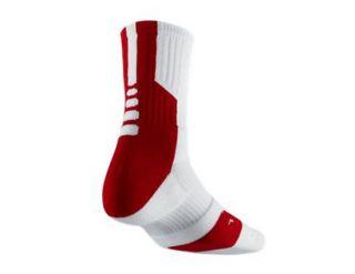 Nike Elite 2.0 USA Olympic Socks White Red Blue NWT XL 2012 dream team