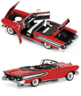 Franklin Mint 1958 Ford Edsel Citation 1 24 B11E795