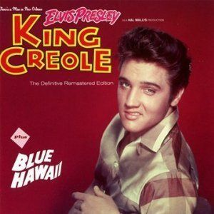 Elvis Presley King Creole Blue Hawaii CD