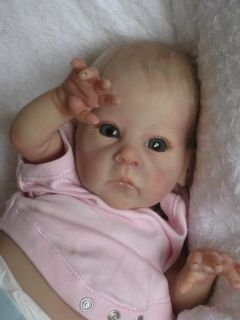 Hushabye Mountain Reborn Baby Girl Saoirse Bonnie Brown Sold Out