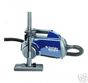 Eureka Sanitaire S3681 Blue Canister Vacuum Cleaner