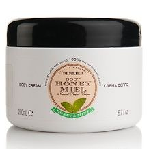 Perlier Honey Mint Shower Cream   8.4oz