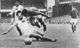 1966 World Cup Portugal North Korea 5 3 DVD English Entire Match