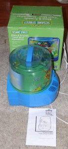 Sesame Street Elmo Friends Cool Mist Humidifier w Box