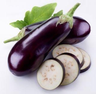 Eggplant Black Beauty Non GMO Heirloom 25 Vegetable Seeds