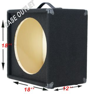 G115ST E 1x15 Single 15 Empty Guitar Speaker Cabinet