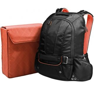 EVERKI BEACON 18 INCH WATER RESISTANT LAPTOP BACKPACK W/ XBOX 360 PS3