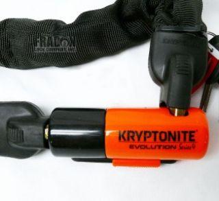 Kryptonite Evolution Series 4 Integrated Chain Lock Bicycle Bike 53