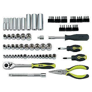 Craftsman Evolv 77 PC Mechanics Tool Set  Item 10024