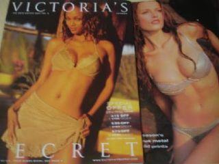 Victorias Secret 2000 Swim Edition 3 Tyra Banks Cover