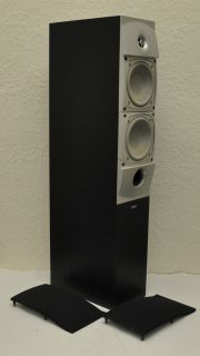 Energy XL 250 Floor Standing Black Ash XL Series Speaker