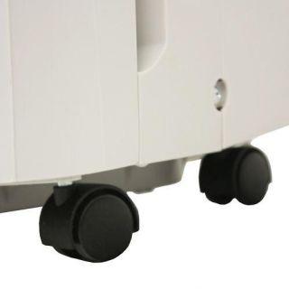 40 Pint Portable Energy Star Dehumidifier White DEP400EW