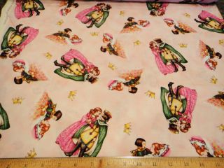 Mary Engelbreit Fabric Sleeping Beauty Prince Fabric